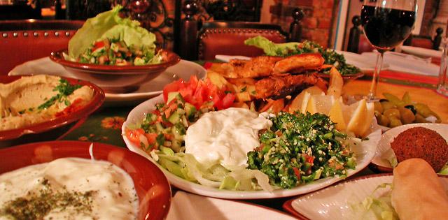 orientalisk mat göteborg