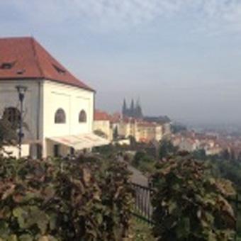 Konferensresa till Prag